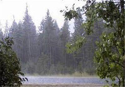 احتمال بارش های پراکنده در استان