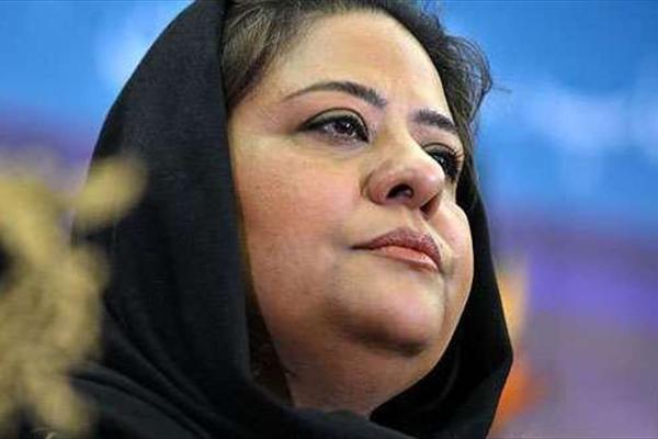 تبریک عید بازیگر کشف حجاب کرده + عکس