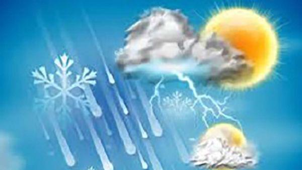 پیش بینی دمای استان گلستان، شنبه سوم آبان ماه