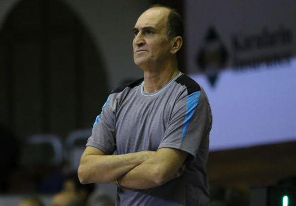 یک گلستانی سرمربی تیم ملی بسکتبال امید ایران شد