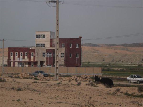 بهره برداری از ساختمان فرمانداری مراوه تپه پس از گذشت 7 سال! + عکس