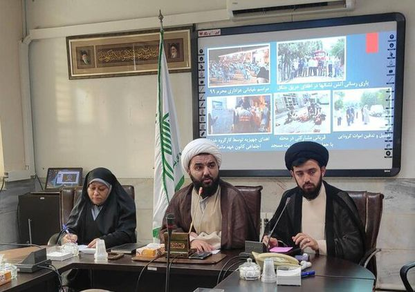 منتخبین مهرواره محله همدل در استان گلستان معرفی شدند