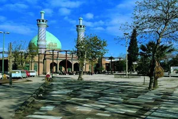 بقعه ای متبرک که نگین گردشگری مذهبی گلستان شد
