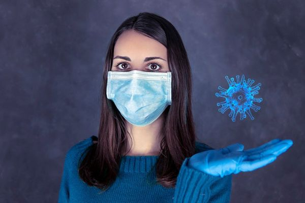 ماندگاری یک هفتهای ویروس کرونا روی ماسک