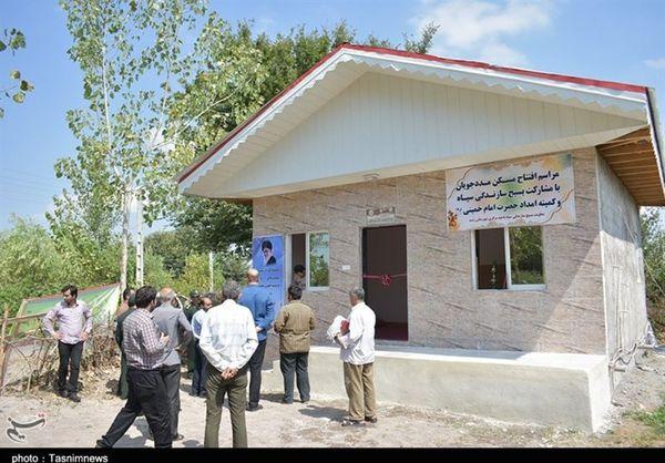 ساختن هزار واحد مسکونی برای محرومان در استان