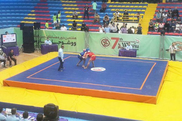 گزارش تصویری/ هفتمین دوره از رقابت های ووشو جام پارس در گرگان