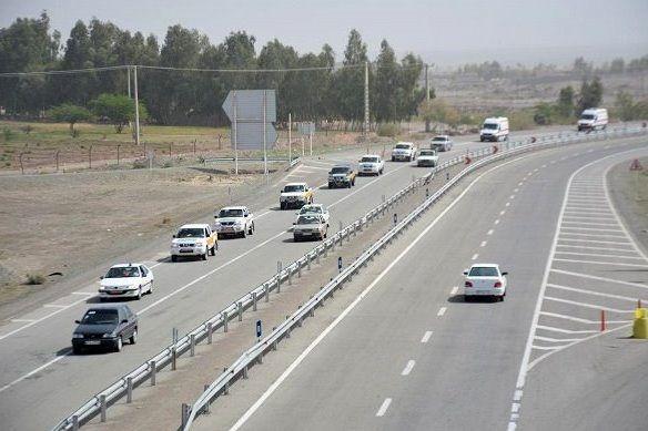 افزایش ۷.۳ درصدی تردد وسایل نقلیه در جادههای کشور