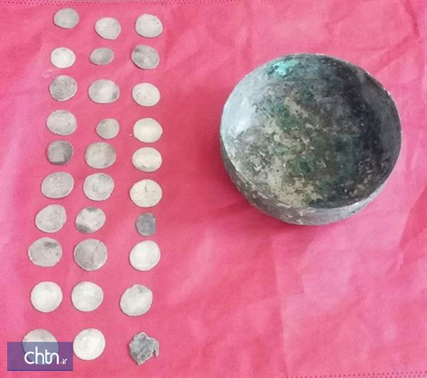 کشف 31 قلم اموال تاریخی در گرگان