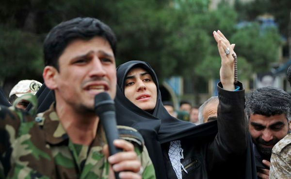 شعری از زبان همسر شهید سید احسان حاجی حتملو