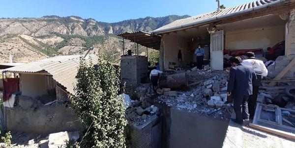 خسارت ۱۰ میلیاردی زلزله رامیان به مددجویان بهزیستی/ 31 واحد مسکونی تخریب کامل شد