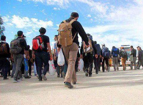 اینفوگرافیک / ۳ شرطی که دانشجویان برای حضور در پیادهروی اربعین ۹۷ باید بدانند