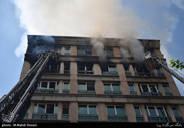 تجهیزات کافی برای اطفاء حریق ساختمانهای بلندمرتبه در استان گلستان وجود ندارد