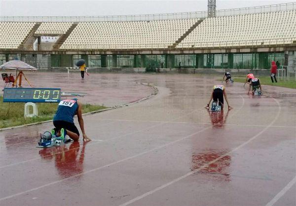 نایب قهرمانی گلستان در مسابقات دوومیدانی قهرمانی نوجوانان کشور