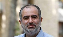 گُل مشاور فرهنگی رئیس جمهور به دروازه دولت تدبیر+عکس