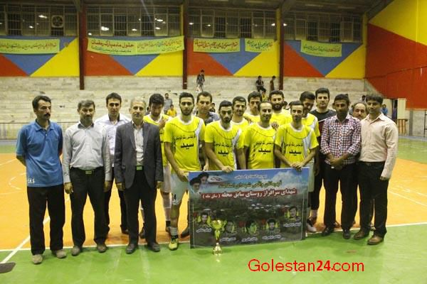 پایان مسابقات جام رمضان کردکوی