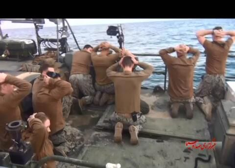 فیلم/ نیروهای مسلح ایران اجازه ماجراجویی به آمریکا نمیدهد