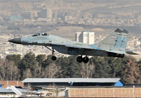 خودکفایی ایران در ساخت قطعات هواپیماهای نظامی