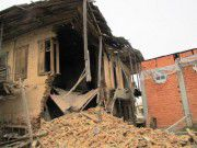 خانههای تاریخی قارقی سیمین شهر هم غزل خداحافظی میخوانند
