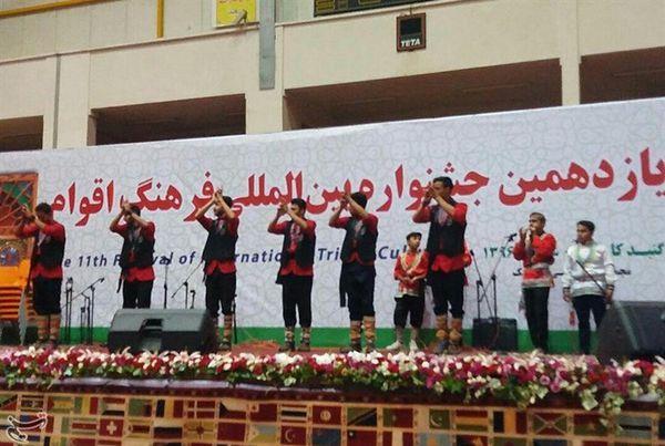 ۱۳ گروه موسیقی استانی در جشنواره بینالمللی فرهنگ اقوام مشارکت دارند
