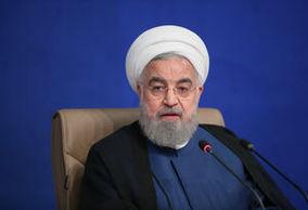 فیلم/ روحانی: قیمت دلار بازار واقعی نیست