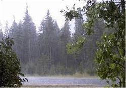 دمای هوا در استان گلستان تا ۸ درجه کاهش مییابد