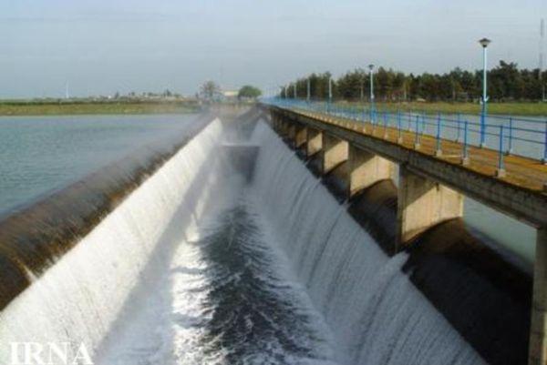 30 میلیون مترمکعب آب در سدهای گلستان ذخیره شد