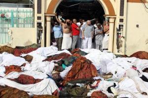 29 حاجی ایرانی درمکه دفن شدند