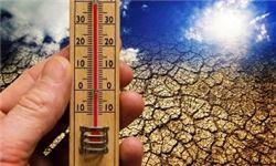 افزایش دمای استان گلستان