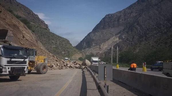 محورهای مسدود شده در زلزله رامیان بازگشایی شد