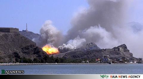 عکس: حملات هوایی عربستان به یمن