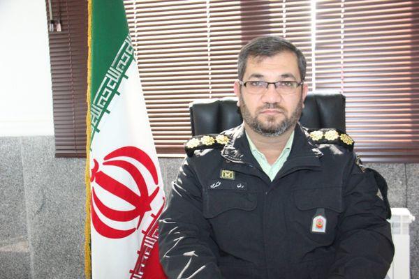 دستگیری سارق محتویات خودرو در گلستان