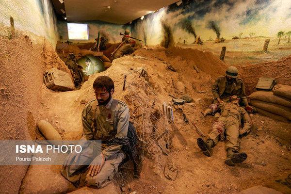 ایجاد باغ موزه دفاع مقدس گلستان به کجا رسید؟