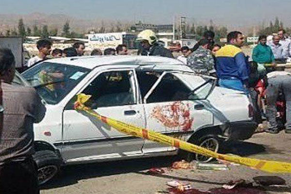 فوت ۳۰۸ نفر در تصادفات جاده ای گلستان