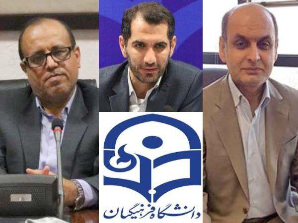 حق شناس و نقش اساسی اش در تحول دانشگاه فرهنگیان گلستان + گزینه های ریاست
