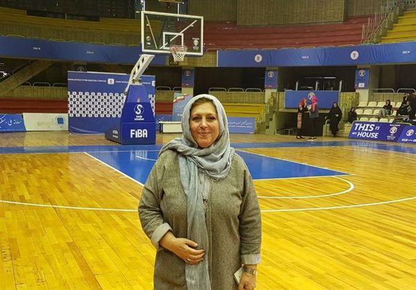 گلایه طائرپور از اقدام تیم بسکتبال بانوان شهر گرگان