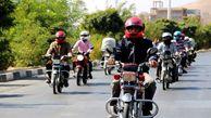 برنامه ارتقای ایمنی موتور سواران در گلستان اجرایی میشود