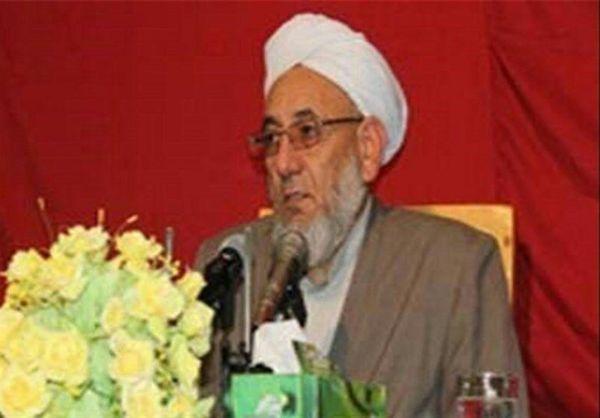 """آخوند صفری: دشمنان با هدف """"بدبینکردن مردم نسبت به انقلاب اسلامی"""" دست به تحریم میزنند"""