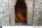 گزارشی خواندنی با شاطر تنها نانوایی سنگگ کردکوی+تصاویر
