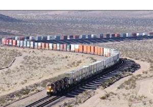 صادرات بیش از ۹۰۰ تن از مرز ریلی اینچه برون در گلستان