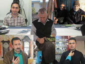 مردم کردکوی از رئیس جمهور خود چه می خواهند ؟