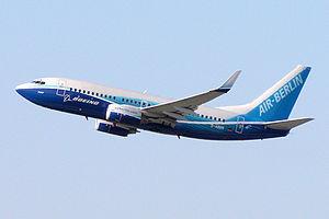 بک ایر نخستین پرواز خود را عملیاتی میکند +برنامه پروازی