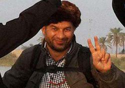 تصاویر/ پاسدار جانباز گنبدی که مدال شهید مدافع حرم را بر گردن آویخت