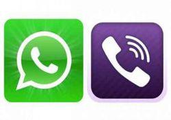 امنیت پیام رسانی با وایبر یا واتساپ ؟