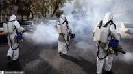 توزیع مواد ضدعفونی کننده بین نیازمندان در روستاهای بخش مرکزی بندرگز