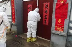 فیلم/ ضدعفونی کردن شهرهای چین