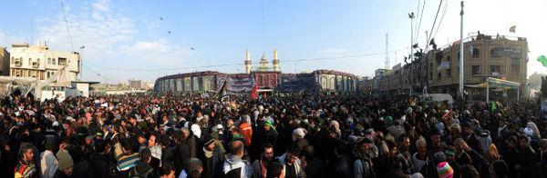 واکنش مردم عراق به سرود جمهوری اسلامی ایران