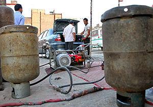 واحدهای عرضه کننده غیر مجاز گاز مایع در دام تعزیرات