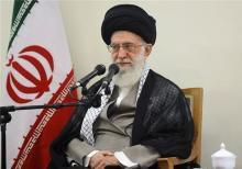 رهبر انقلاب درگذشت والده حاج منصور ارضی را تسلیت گفتند