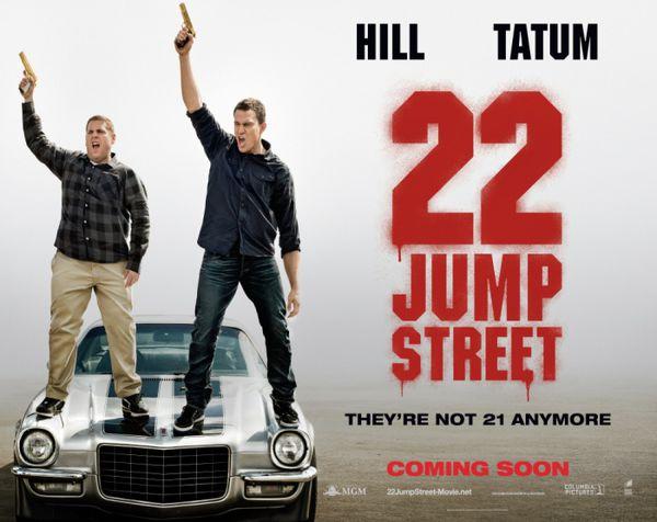 فیلم   JUMP STREET22