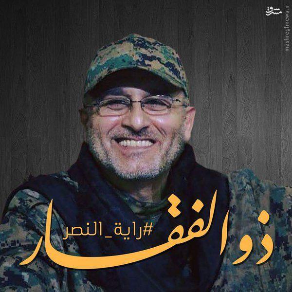 تصاویری ازسید مصطفی بدرالدین، فرمانده جهادی حزب الله+عکس